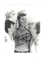 """Betty Lynn """"Thelma Lou"""" Andy Griffith Show"""" Autograph 