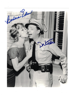 """Barbara Eden """"Ellen""""-The Manicurist-On Andy Griffith Show Signed 