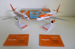 Easyjet a320 %2528limited a320 and b737 200  1 of 2%2529 model aircraft 78b468c6 7e0d 4adc a708 6bf068073111 medium