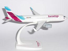 Eurowings a320 model aircraft 7bc91f2f 0b94 4b07 bdd4 0238f45ac82e medium
