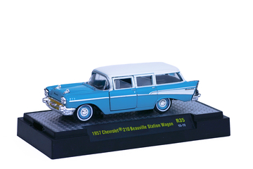 1957 Chevrolet Beauville 210 Station Wagon | Model Cars