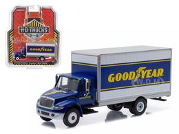 2013 International DuraStar Box Truck | Model Trucks