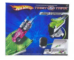 Tech Trax Jump Thruster | Model Vehicle Sets