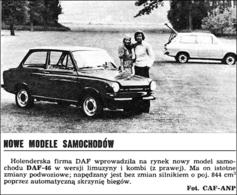 Nowe Modele Samochodów | Print Ads