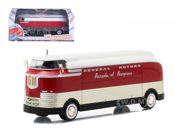 1940 general motors futurliner model buses hobbydb. Black Bedroom Furniture Sets. Home Design Ideas