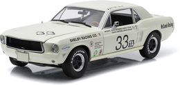 1967 Ford Shelby Mustang | Model Racing Cars