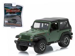 2015 Jeep Wrangler Rubicon Hard Rock | Model Trucks