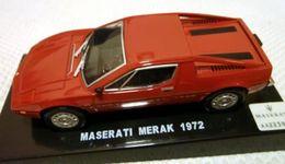 Maserati MERAK   Model Cars