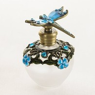 Dragonfly Perfume Bottle | Bottles and Decanters | Dragonfly Perfume Bottle