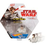 Rey (Millenium Falcon) | Model Spacecraft | Hot Wheels Star Wars Rey Battle Roller