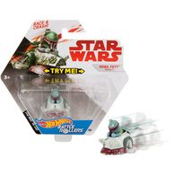 Bobba Fett (Slave I) | Model Spacecraft | Hot Wheels Star Wars Bobba Fett Battle Roller