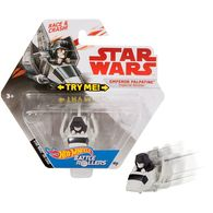 Emperor Palpatine (Imperial Shuttle) | Model Spacecraft | Hot Wheels Star Wars Emperor Palpatine Battle Roller