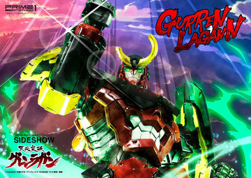 Gurren Lagann  | Figures & Toy Soldiers
