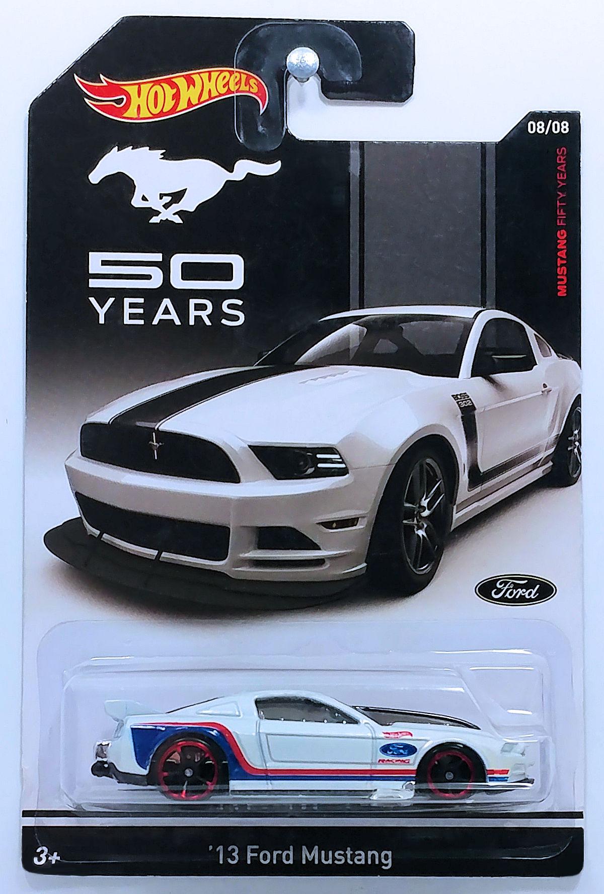 2013 Ford Mustang Model Cars Hobbydb