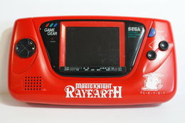 Game Gear (Magic Knight Rayearth) | Video Game Consoles