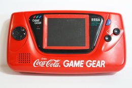 Game Gear (Coca Cola Kid) | Video Game Consoles