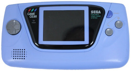 Game Gear (Light Blue) | Video Game Consoles