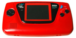 Game Gear (Red) | Video Game Consoles