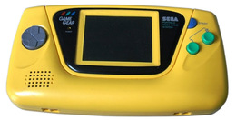 Game Gear (Yellow) | Video Game Consoles