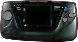 Game Gear (Semi-Transparent/Smoke) | Video Game Consoles