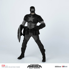Night Mission Captain America | Figures & Toy Soldiers
