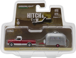 1968 chevrolet c 10 truck and concession trailer model trucks 5bb5a5f9 aa38 4436 875b 350f6bbcdcaa medium