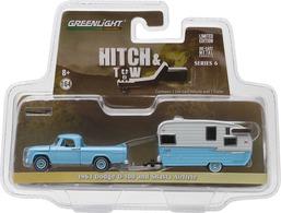 1963 dodge d 100 and shasta airflyte model trucks 42dcadbd a110 427e 9fe1 3adc839c03e6 medium