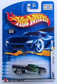 Jester     | Model Cars | HW 2002 - Collector # 017/240 - First Editions 5/42 - Jester - Transparent Purple - USA Card