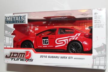 2016 Subaru WXR STI -Widebody- ( JDM Tuners)   Model Cars   JADA JDM Tuners / 2016 Subaru WRX STI -Widebody-