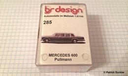 Mercedes 600 Pullman (W100) | Model Car Kits