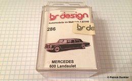 Mercedes 600 Pullman Landaulet (W100) | Model Car Kits