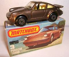 Porsche Turbo | Model Cars | 02 dark brown