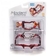 MODARRI / Body Pack / Body X1 FIRE | Model Car Kits | Modarri Body Pack ( Booster pack S1 )  CHROME