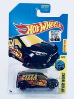 Hot Wheels Ford Transit Connect | Model Trucks