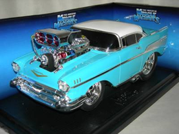 1957 Chevrolet Bel-Air | Model Cars