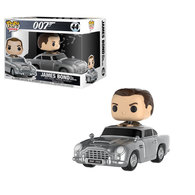 James Bond with Aston Martin DB5 | Vinyl Art Toys