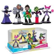 Robin%252c raven%252c beast boy%252c cyborg%252c jinx vinyl art toys sets 46ef3968 95c1 4aa3 9456 7763ccad341e medium