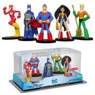 Batman, Superman, Wonder Woman, Aquaman, The Flash | Vinyl Art Toys