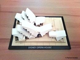 Sydney Opera House | Construction Sets