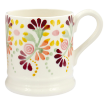 Collectors Buttons 1/2 Pint Mug - Emma Bridgewater | Ceramics | Buttons Half Pint Mug