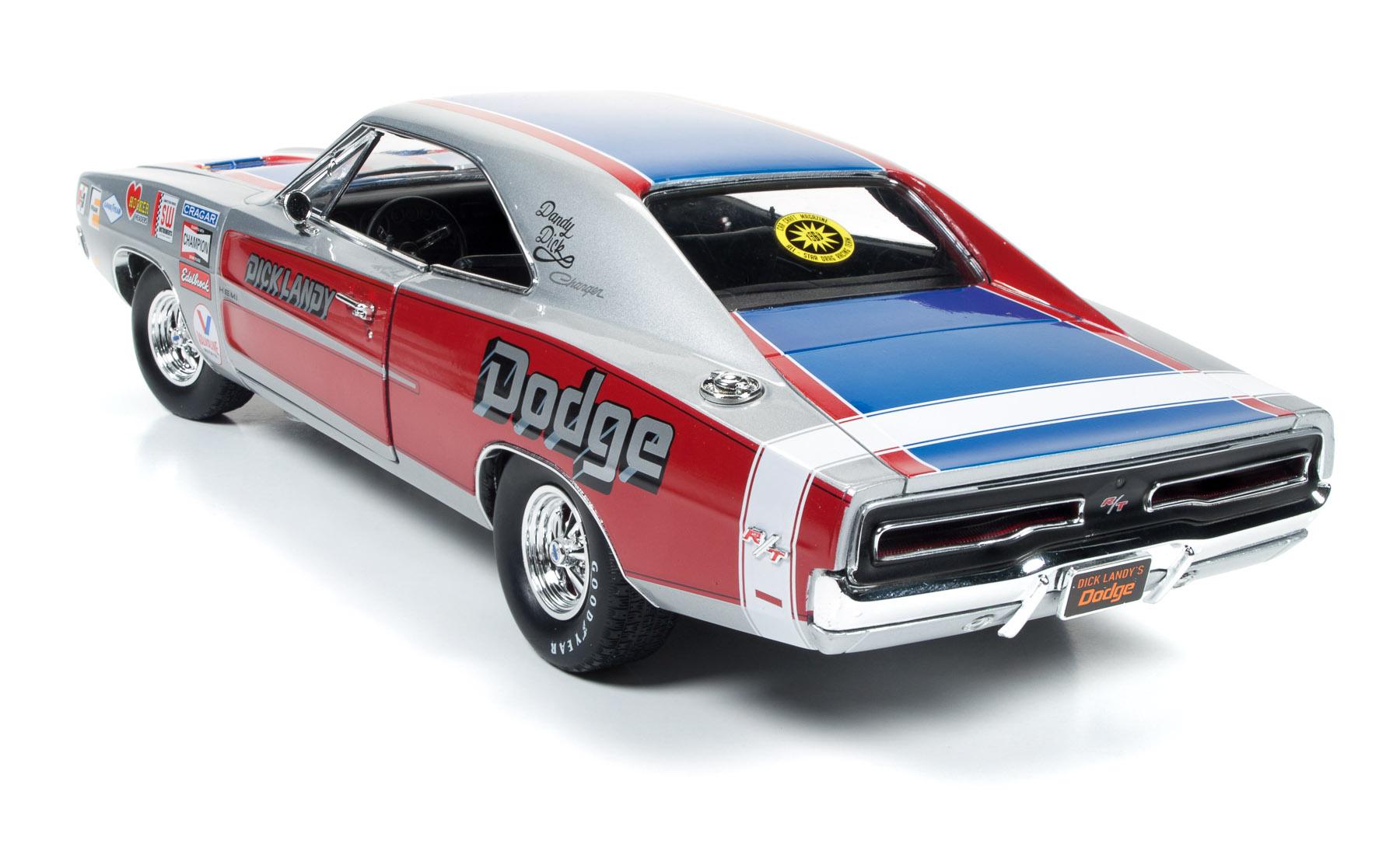 1969 Dodge Charger R T Model Racing Cars Hobbydb