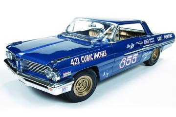 1962 Pontiac Catalina Super Duty | Model Racing Cars