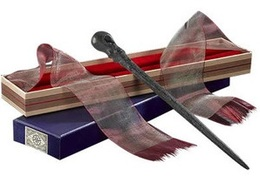 """Moody's Wand With Ollivanders Box 