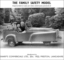 The Family Safety Model | Print Ads