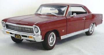 1966 Chevrolet Nova SS | Model Cars