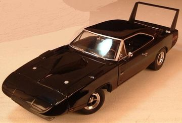 1969 Dodge Charger Daytona | Model Cars | Courtesy of