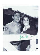 Julie Adams {Mary Simpson The Nurse} Andy Griffith Show Signed | Posters & Prints