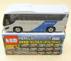 Isuzu Gala Super Hi-Decker | Model Buses