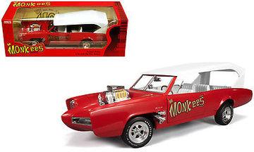 Monkee Mobile | Model Cars