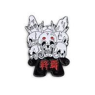 Death | Pins & Badges
